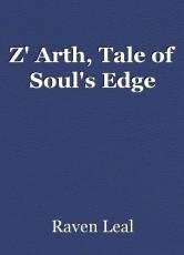 Z' Arth, Tale of Soul's Edge