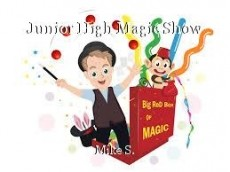 Junior High Magic Show