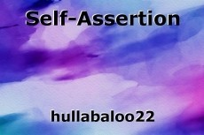 Self-Assertion
