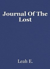 Journal Of The Lost
