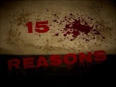 15 reasons