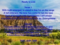 Ready to Live