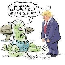 E.T. Confused!