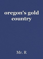 oregon's gold country