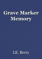 Grave Marker Memory