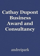 Cathay Dupont Business Award and Consultancy Services