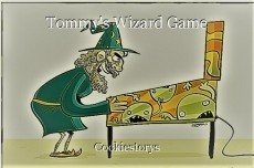 Tommy's Wizard Game