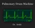 Pulmonary Drum Machine