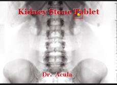Kidney Stone Tablet