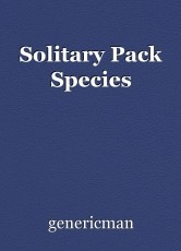 Solitary Pack Species