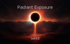 Radiant Exposure