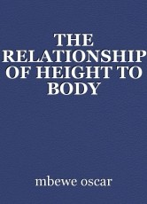 THE RELATIONSHIP OF HEIGHT TO BODY WEIGHT AND FOOT LENGTH
