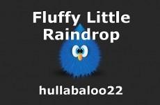 Fluffy Little Raindrop