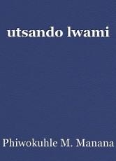utsando lwami
