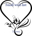 Small wish list