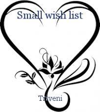 Small wish list