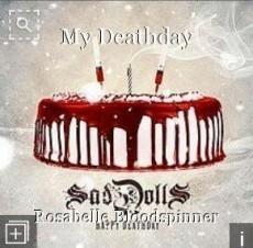 My Deathday