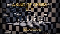 A Kind Of Chess Set