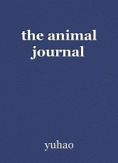 the animal journal