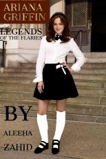 Ariana griffin: legends of the Flaries