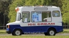 Ice Cream Man Janitor