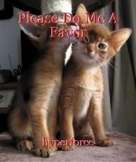 Please Do Me A Favor