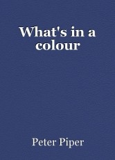 What's in a colour