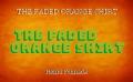 THE FADED ORANGE SHIRT