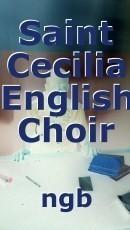 Saint Cecilia English Choir okpanehe Adoka.