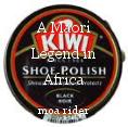 A Maori Legend in Africa