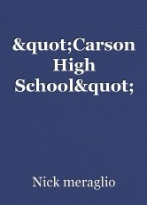 """Carson High School"""