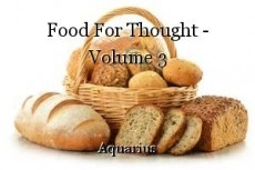 Food For Thought - Volume 3