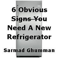 6 Obvious Signs You Need A New Refrigerator