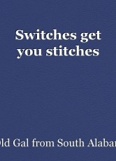 Switches get you stitches