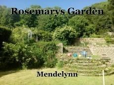 Rosemarys Garden