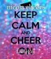 nicola cheers
