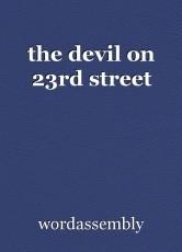 the devil on 23rd street