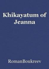 Khikayatum of Jeanna
