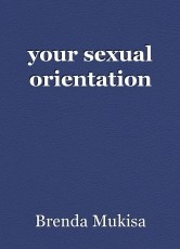 your sexual orientation