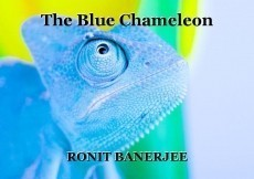 The Blue Chameleon