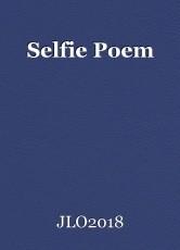 Selfie Poem