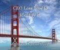 CEO Loss how to identify it.