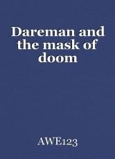 Dareman and the mask of doom