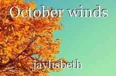 October winds
