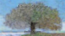 A Season Of Rhymes