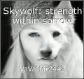 Skywolf: strength within sorrow
