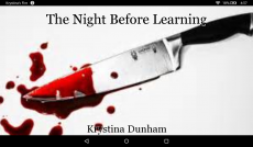 The Night Before Learning
