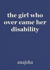 the girl who over came her disability