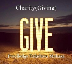 Charity(Giving)