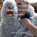 God Abundantly Blesses Generous Couple